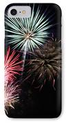 4th Of July IPhone Case by Renee Chandler