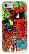 The Holy Family IPhone Case by Gloria Ssali