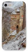 Bran Castle IPhone Case by Gabriela Insuratelu
