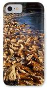 Ussurian Taiga Autumn IPhone Case