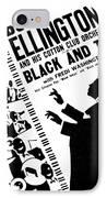 Duke Ellington (1899-1974) IPhone Case by Granger