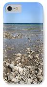 Lake Huron IPhone Case