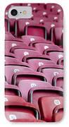 Stadium Seats IPhone Case