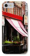 9th Street Italian Market Philadelphia IPhone Case by Bill Cannon