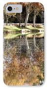 A Golden Moment  IPhone Case by France  Art