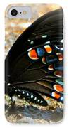 A Real Beauty IPhone Case by Marty Koch