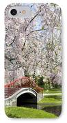 A Spring Walk IPhone Case by Paul W Faust -  Impressions of Light