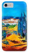 A Sunny Day In Provence IPhone Case