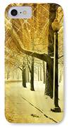 A Winter's Night IPhone Case