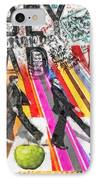 Abbey Road IPhone Case by Mo T