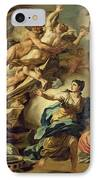 Abduction Of Orithyia IPhone Case