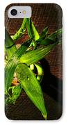Above The Bamboo IPhone Case by Olivier Le Queinec