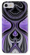 Abstract 166 IPhone Case by J D Owen