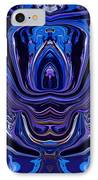 Abstract 174 IPhone Case by J D Owen