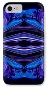 Abstract 176 IPhone Case by J D Owen