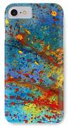 Abstract - Acrylic - Just Another Monday IPhone Case by Mike Savad