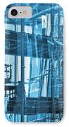 Abstract Architecture IPhone Case by Carlos Caetano
