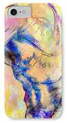 Abstract Bod 6 IPhone Case