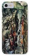 Abstract IPhone Case by Dancin Artworks
