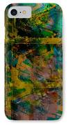 Abstract - Emotion - Facade IPhone Case