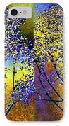 Abstract Fusion 100 IPhone Case by Will Borden