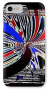 Abstract Fusion 197 IPhone Case by Will Borden
