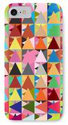 Abstract Of Colors  IPhone Case