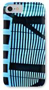 Abstract Reflection 13 IPhone Case by Sarah Loft