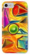 Achiever IPhone Case by Leon Zernitsky