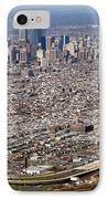 Aerial Philadelphia IPhone Case