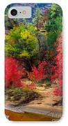 After The Flood IPhone Case by Inge Johnsson