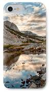 Afternoon Reflections IPhone Case by Cat Connor