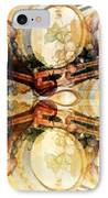 Aging Barrels IPhone Case by PainterArtist FIN