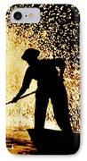 Air Raid Wardens 1941 IPhone Case