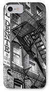 Al Dente IPhone Case by John Rizzuto