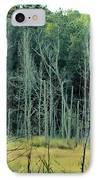 Alabama Autumn Marsh IPhone Case by Maria Urso