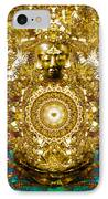 Alchemy Of The Heart IPhone Case by Jalai Lama