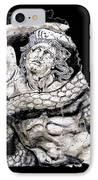 Alkyoneus IPhone Case by Steve Bogdanoff