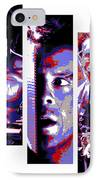 All-american 80's Action Movies IPhone Case by Dale Loos Jr