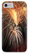 Amazing Fireworks IPhone Case