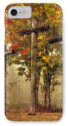 Amazing Grace IPhone Case by Debra and Dave Vanderlaan