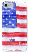 America The Beautiful IPhone Case by Robert ONeil