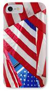 American Flags IPhone Case
