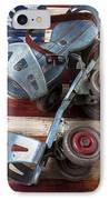 American Roller Skates IPhone Case