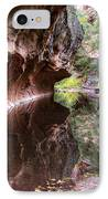 An Autumn Day In West Fork  IPhone Case by Saija  Lehtonen