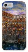 An Evening In Venice IPhone Case by David Lee Thompson