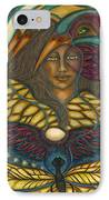 Ancient Wisdom IPhone Case by Marie Howell Gallery