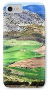 Andalucia Landscape In Spain IPhone Case by Artur Bogacki