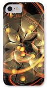 Angel Flower IPhone Case by Anastasiya Malakhova