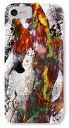 Angel Of Debris IPhone Case